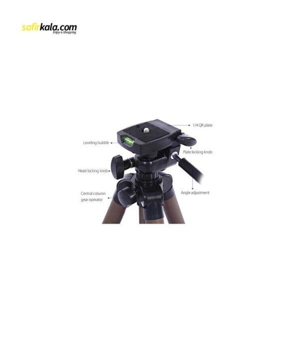 سه پایه دوربین ویفنگ مدل WT-3130   سفیرکالا