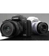 دوربین دیجیتال بدون آینه کانن مدل EOS M50 به همراه لنز 15-45 میلی متر | سفیرکالا