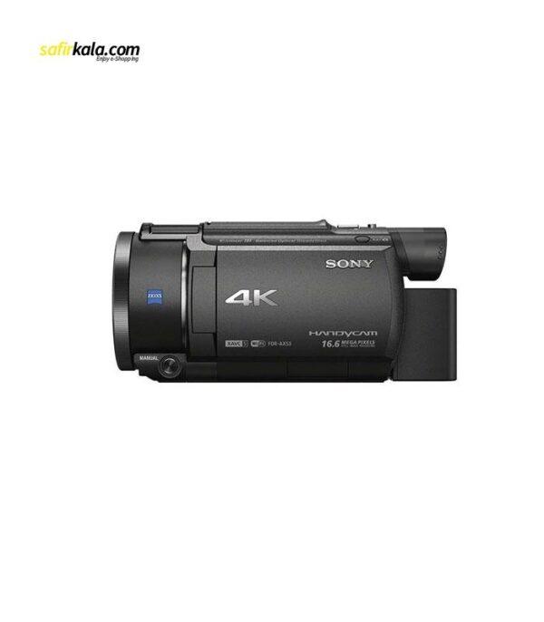 دوربین فیلم برداری سونی مدل FDR-AX53   سفیرکالا