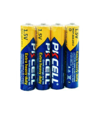 باتری نیم قلمی پی کی سل مدل 4R03 بسته 4 عددی | سفیرکالا