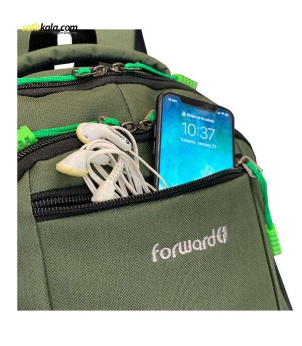 کوله پشتی فوروارد مدل FCLT7788   سفیرکالا
