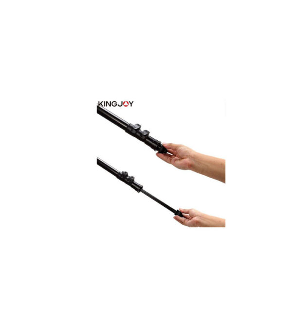 تک پایه دوربین کینگ جوی مدل MP-408FL | سفیرکالا