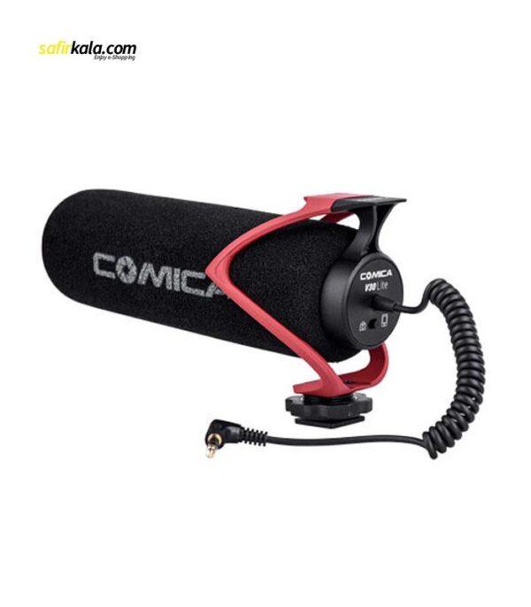 میکروفون شاتگان کامیکا مدل CVM-V30 LITE R   سفیرکالا