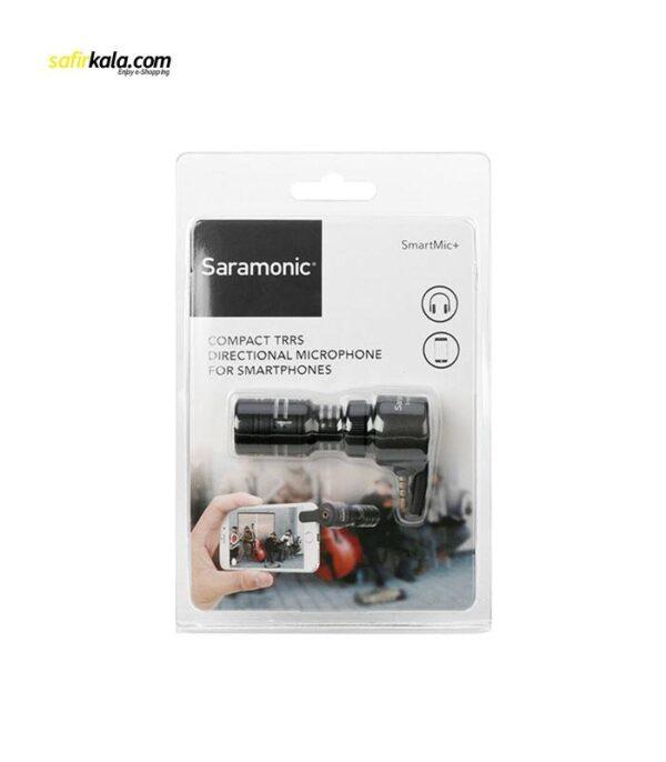 میکروفن سارامونیک مدل +SmartMic | سفیرکالا