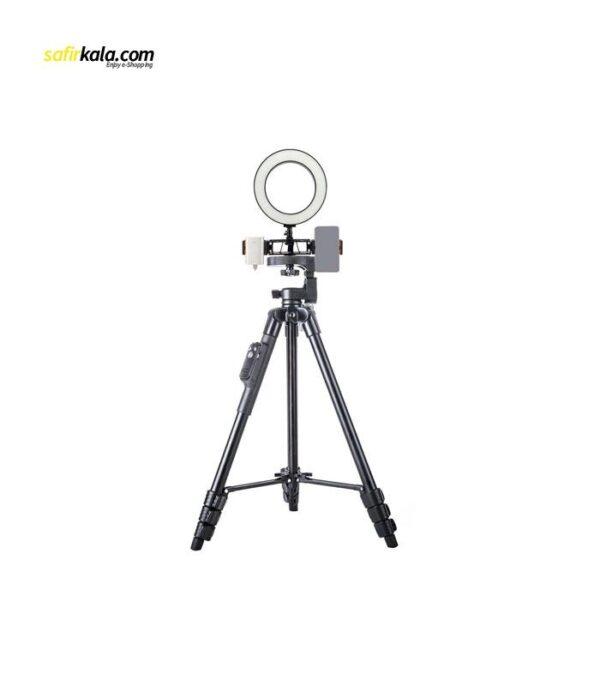 سه پایه دوربین مدل فینکس TTX-9218   سفیرکالا