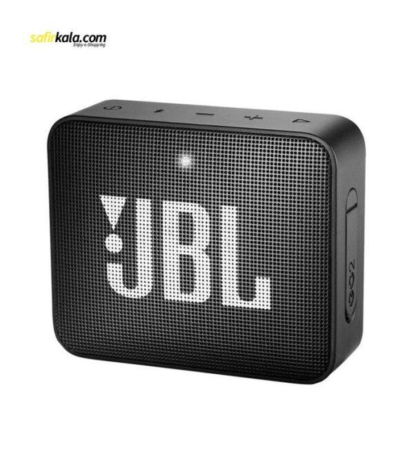 اسپیکر بلوتوثی قابل حمل جی بی ال مدل Go 2   سفیرکالا