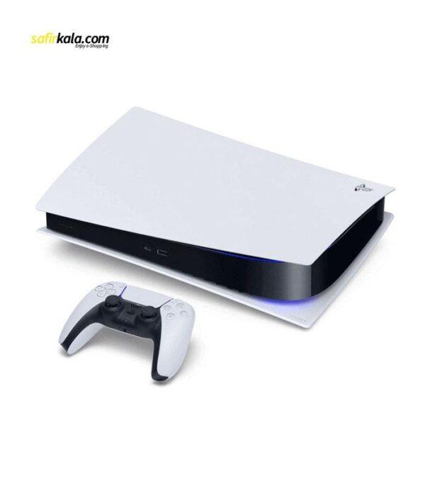 کنسول بازی سونی مدل Playstation 5 Digital Edition ظرفیت 825 گیگابایت | سفیرکالا