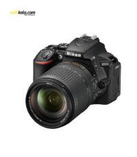 دوربین دیجیتال نیکون مدل D5600 به همراه لنز 18-140 میلی متر VR AF-S DX | سفیر کالا