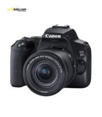 دوربین دیجیتال کانن مدل EOS 250D به همراه لنز 55-18 میلی متر IS STM | سفیر کالا
