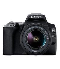 دوربین دیجیتال کانن مدل EOS 250D به همراه لنز 18-55 میلی متر DC III | سفیر کالا