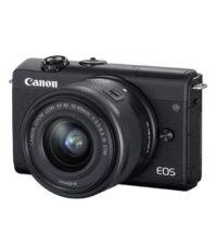 دوربین دیجیتال کانن مدل EOS M200 به همراه لنز 15-45 میلی متر IS STM | سفیر کالا