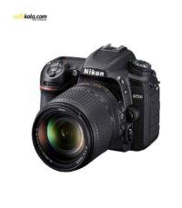 دوربین دیجیتال نیکون مدل D7500 به همراه لنز 18-140 میلی متر VR AF-S DX | سفیر کالا