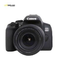 دوربین دیجیتال کانن مدل EOS 850D به همراه لنز 18-135 میلی متر IS USM | سفیر کالا