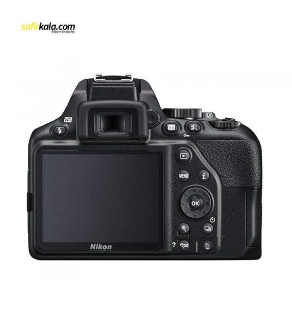 دوربین دیجیتال نیکون مدل D3500 به همراه لنز 18-55 میلی متر VR AF-P   سفیر کالا