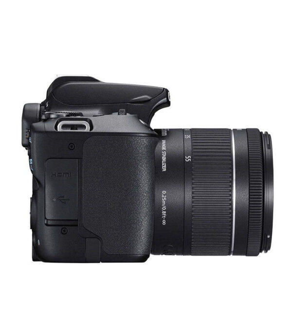 دوربین دیجیتال کانن مدل EOS 250D به همراه لنز 55-18 میلی متر IS STM   سفیر کالا