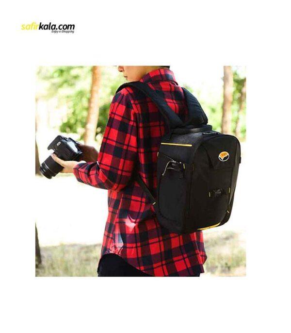 کوله پشتی دوربین ویست مدل VD60 | سفیر کالا