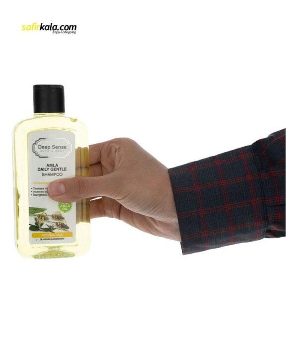 شامپو موهای معمولی دیپ سنس مدل Honeysuckle حجم 200 میلی لیتر | سفیرکالا