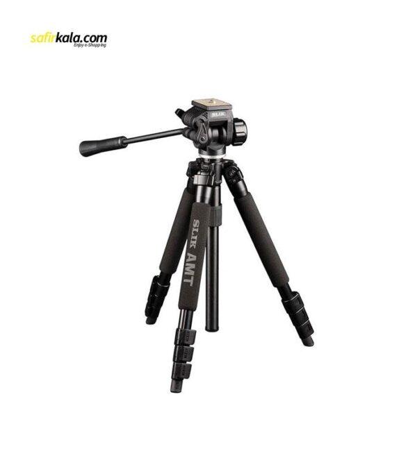سه پایه دوربین اسلیک مدل PRO 340 QF   سفیرکالا