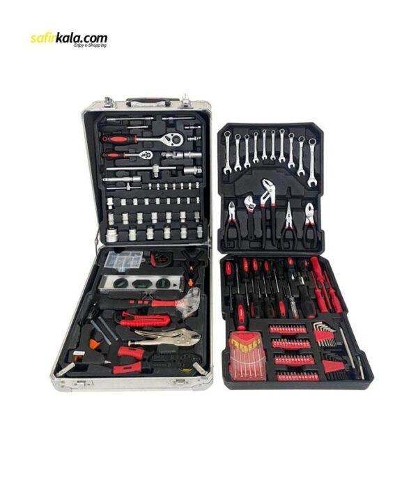 مجموعه 408 عددی ابزار کوئیک کلین مدل 2020   سفیرکالا