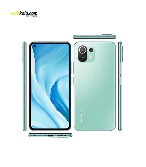 گوشی موبایل شیائومی مدل Mi 11 Lite 5G M2101K9G دو سیم کارت ظرفیت 128 گیگابایت و 8 گیگابایت رم   سفیرکالا