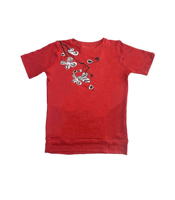 ست تی شرت و شلوارک زنانه مدل 002   فروشگاه اینترنتی سفیر کالا