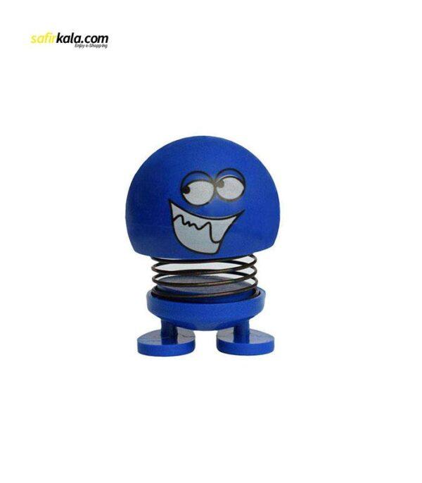 عروسک فنری طرح ایموجی مدل R4262 | فروشگاه اینترنتی سفیر کالا
